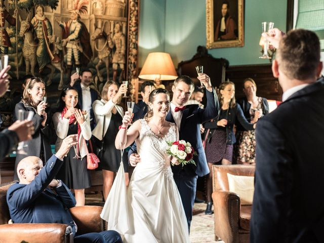 Le mariage de Ludovic et Sarah à Thouaré-sur-Loire, Loire Atlantique 20