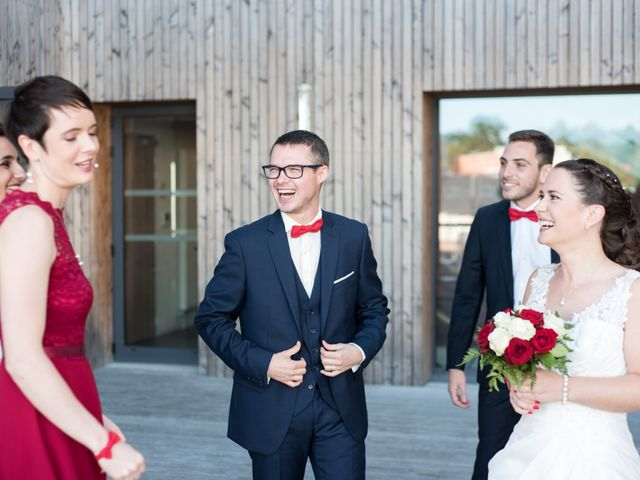 Le mariage de Ludovic et Sarah à Thouaré-sur-Loire, Loire Atlantique 12