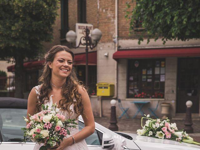 Le mariage de Damien et Cindy à Aulnay-sous-Bois, Seine-Saint-Denis 4