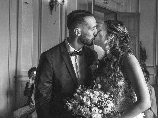 Le mariage de Damien et Cindy à Aulnay-sous-Bois, Seine-Saint-Denis 5
