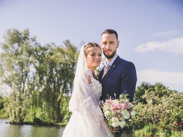 Le mariage de Damien et Cindy à Aulnay-sous-Bois, Seine-Saint-Denis 9