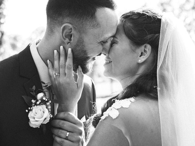 Le mariage de Cindy et Damien