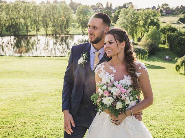 Le mariage de Damien et Cindy à Aulnay-sous-Bois, Seine-Saint-Denis 16