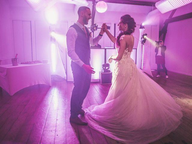 Le mariage de Damien et Cindy à Aulnay-sous-Bois, Seine-Saint-Denis 33