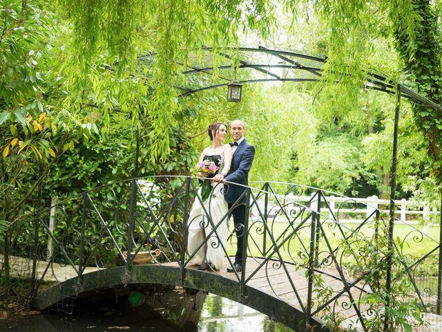Le mariage de Olivier et Aurélie à Paris, Paris 10