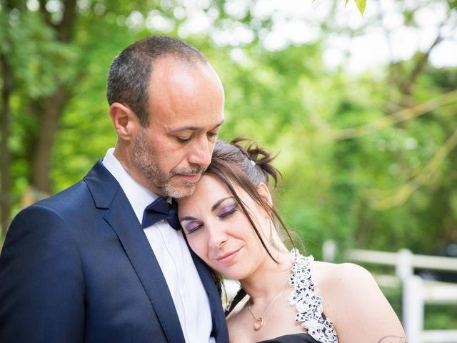 Le mariage de Olivier et Aurélie à Paris, Paris 17