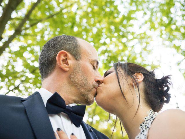 Le mariage de Olivier et Aurélie à Paris, Paris 18