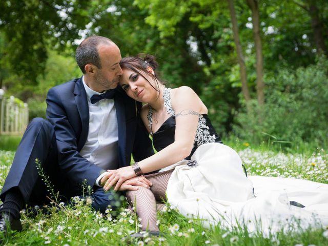 Le mariage de Olivier et Aurélie à Paris, Paris 19