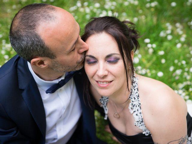 Le mariage de Olivier et Aurélie à Paris, Paris 20