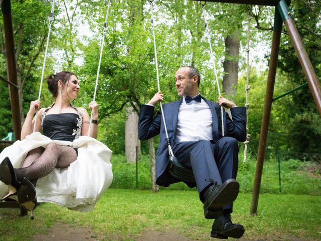 Le mariage de Olivier et Aurélie à Paris, Paris 22