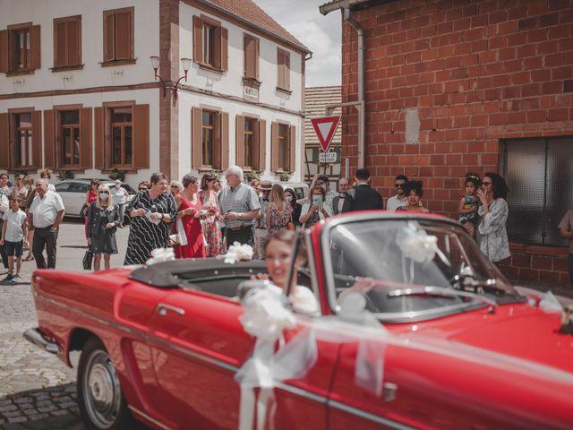 Le mariage de David et Ophélie à Strasbourg, Bas Rhin 2