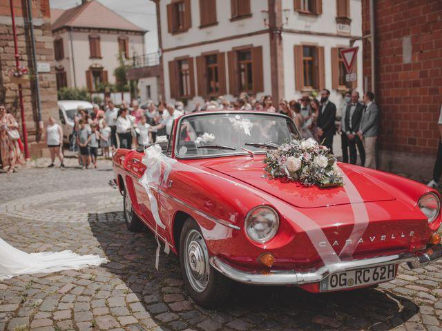 Le mariage de David et Ophélie à Strasbourg, Bas Rhin 16