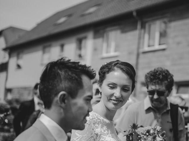 Le mariage de David et Ophélie à Strasbourg, Bas Rhin 33