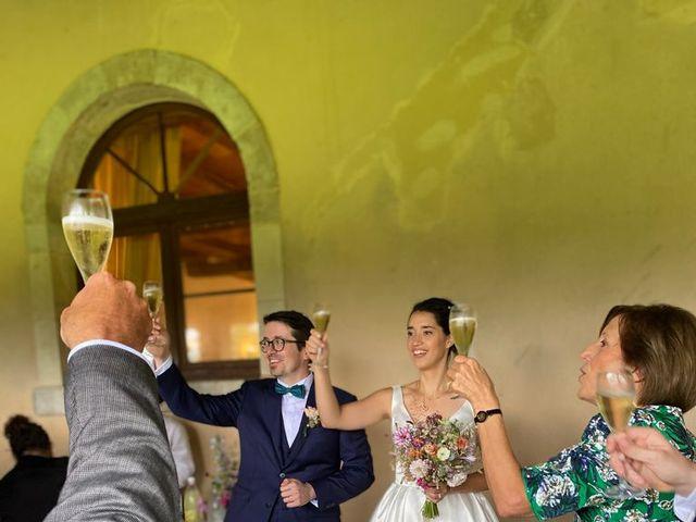 Le mariage de Felix et Oceane à Gy, Haute-Saône 1