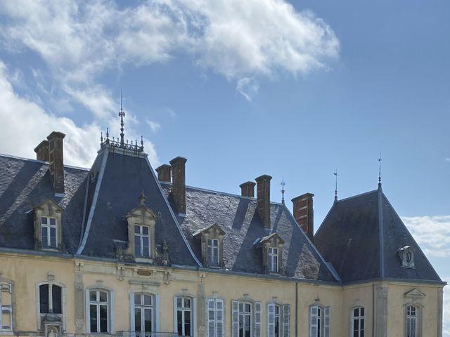 Le mariage de Felix et Oceane à Gy, Haute-Saône 7