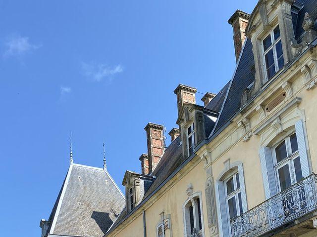 Le mariage de Felix et Oceane à Gy, Haute-Saône 8