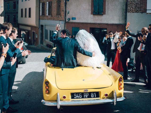 Le mariage de Victor et Virginie à Toulouse, Haute-Garonne 32