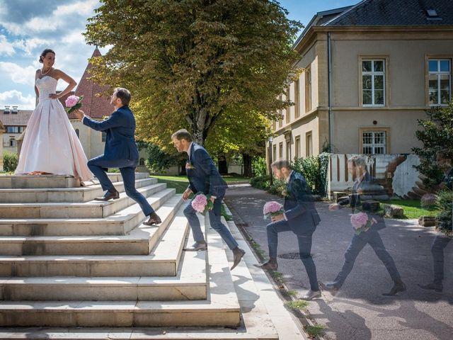 Le mariage de Vincent et Alice à Metz, Moselle 5