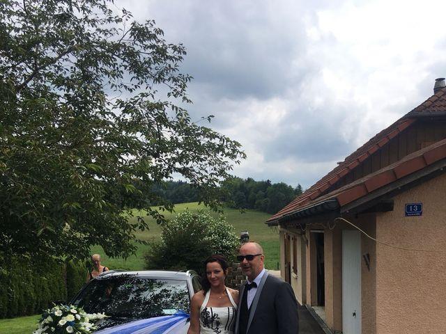 Le mariage de Yann et Mégane  à Damprichard, Doubs 6