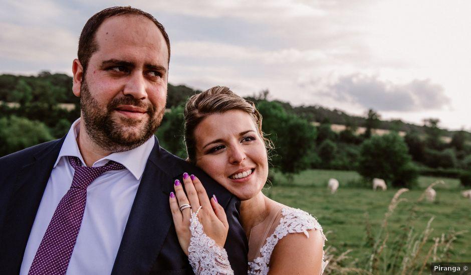 Le mariage de Michael et Angela à Urzy, Nièvre