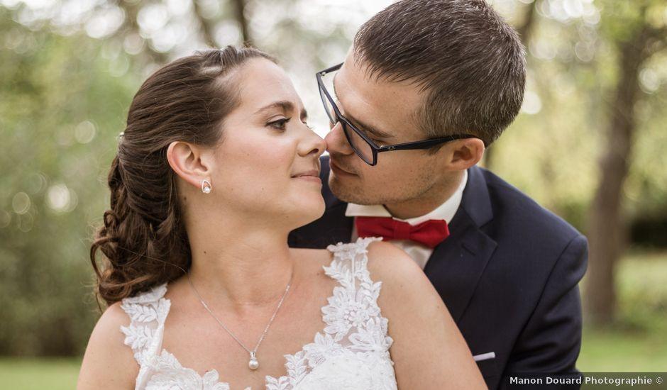 Le mariage de Ludovic et Sarah à Thouaré-sur-Loire, Loire Atlantique