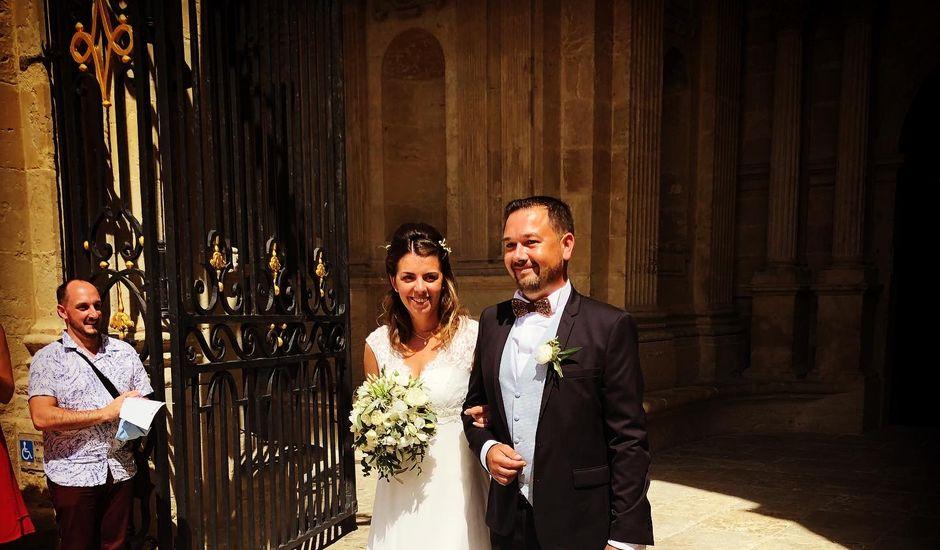 Le mariage de Julien et Aurélie  à Saint-Jean-Poutge, Gers