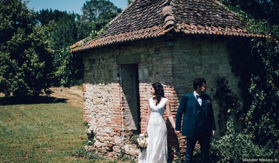 Le mariage de Victor et Virginie à Toulouse, Haute-Garonne