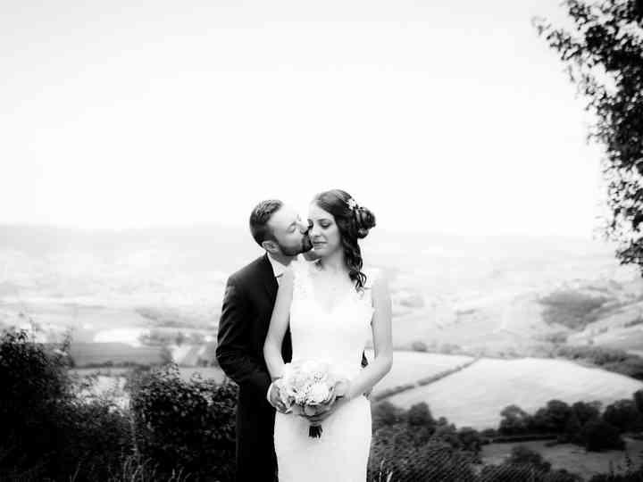 Le mariage de Pauline et Anthony