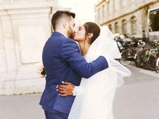 Le mariage de Chafika et Amir 3