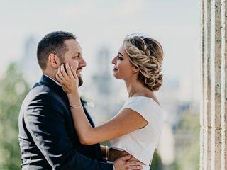 Le mariage de Maya et Samy