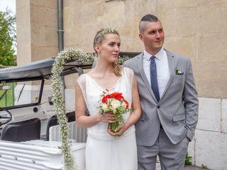 Le mariage de Marjory et Youri