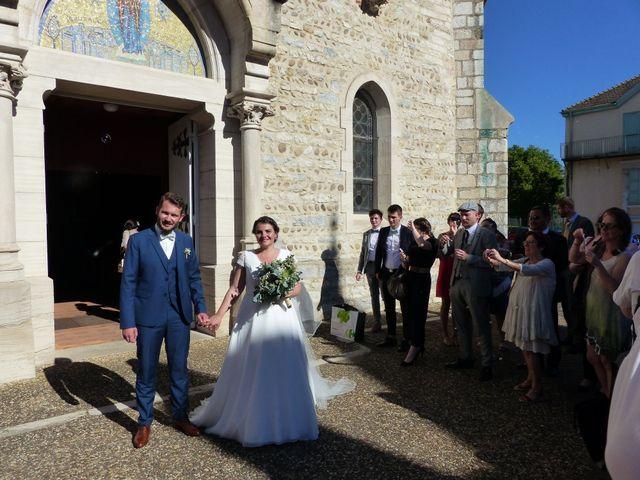Le mariage de François et Laure à Vonnas, Ain 3