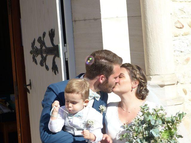 Le mariage de François et Laure à Vonnas, Ain 4