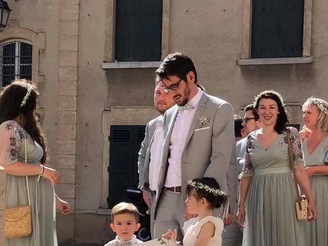 Le mariage de François et Laure à Vonnas, Ain 5