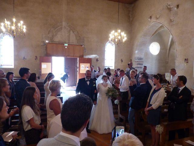 Le mariage de François et Laure à Vonnas, Ain 6