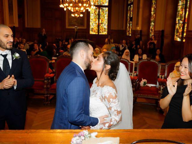 Le mariage de Amir et Chafika à Paris, Paris 13