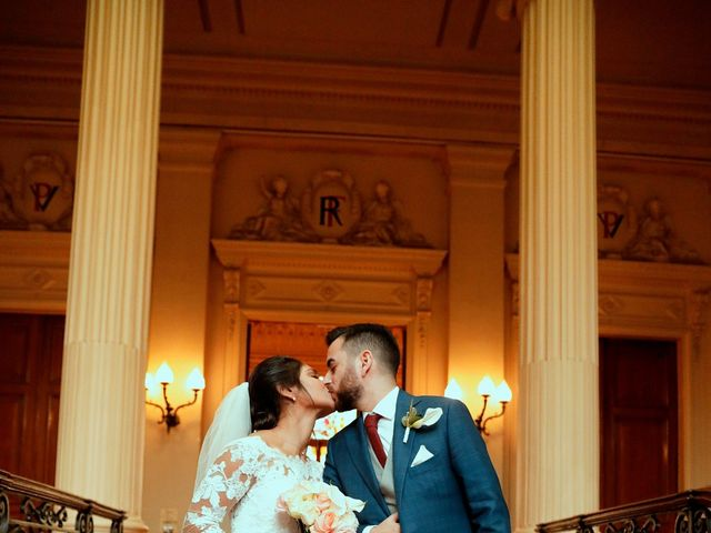 Le mariage de Amir et Chafika à Paris, Paris 18