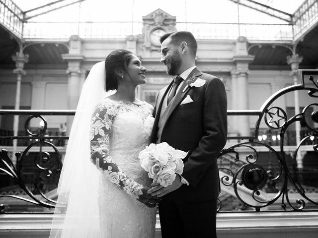 Le mariage de Chafika et Amir