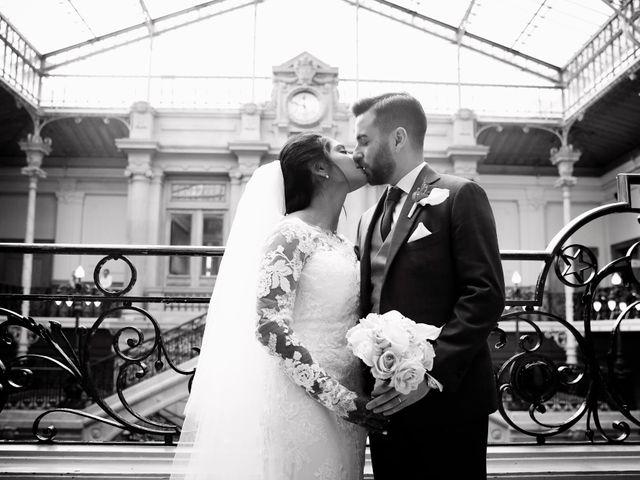 Le mariage de Amir et Chafika à Paris, Paris 20