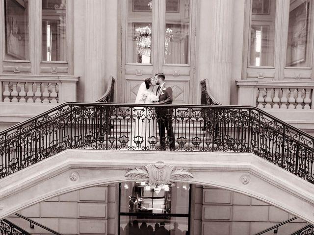 Le mariage de Amir et Chafika à Paris, Paris 23