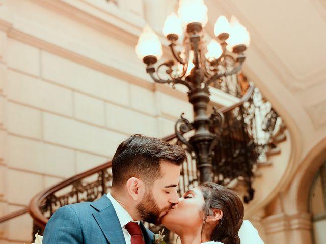 Le mariage de Amir et Chafika à Paris, Paris 1