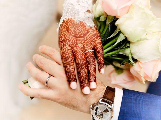 Le mariage de Amir et Chafika à Paris, Paris 26