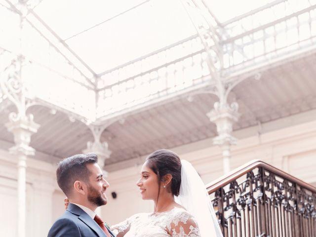 Le mariage de Amir et Chafika à Paris, Paris 27