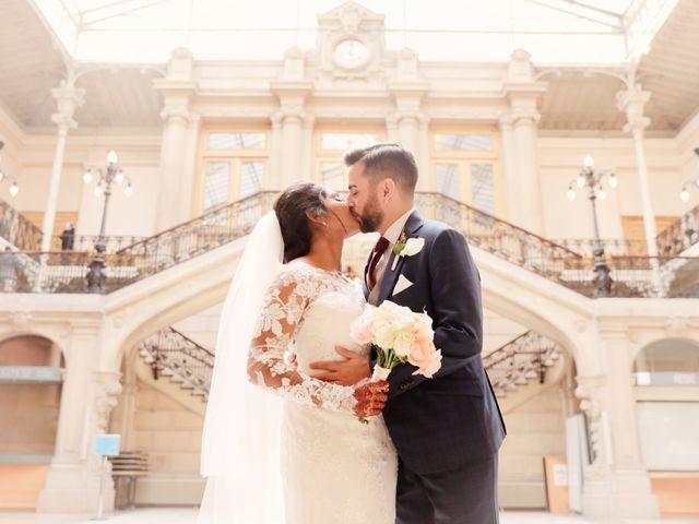 Le mariage de Amir et Chafika à Paris, Paris 29