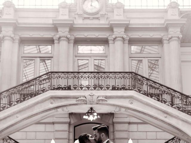 Le mariage de Amir et Chafika à Paris, Paris 2