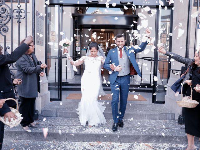 Le mariage de Amir et Chafika à Paris, Paris 31