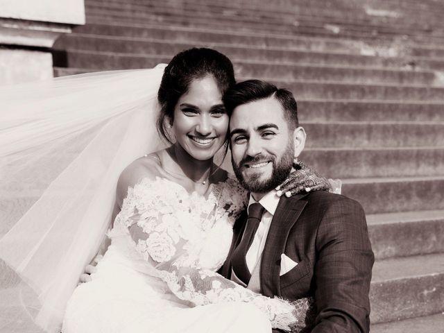 Le mariage de Amir et Chafika à Paris, Paris 36