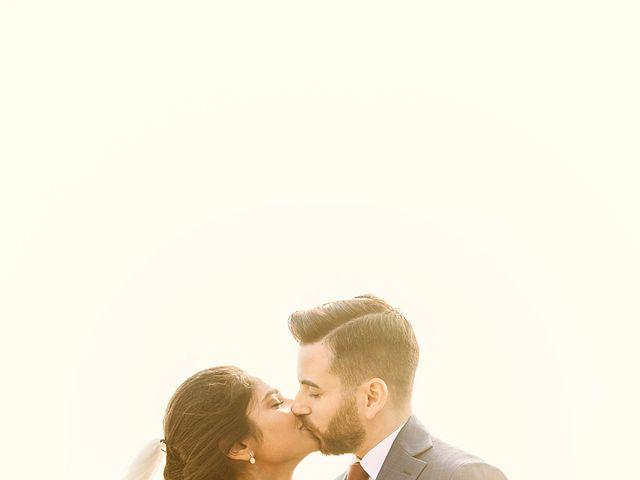 Le mariage de Amir et Chafika à Paris, Paris 39