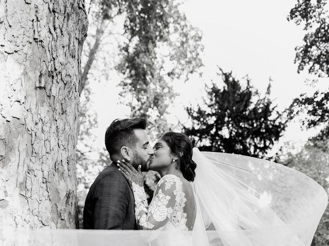 Le mariage de Amir et Chafika à Paris, Paris 48