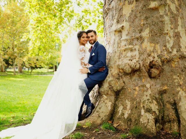 Le mariage de Amir et Chafika à Paris, Paris 50